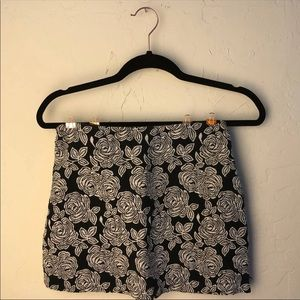 floral knitted f21